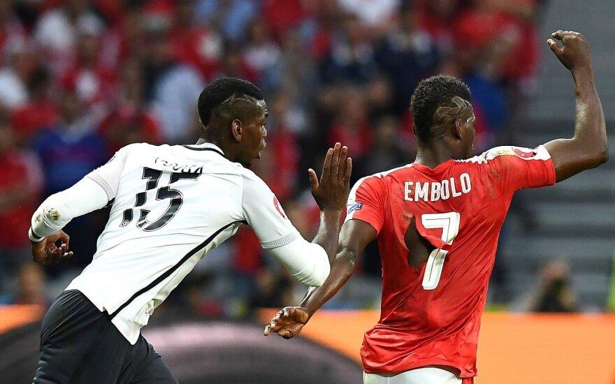 Puma выяснит, почему на Евро-2016 рвутся ее футболки