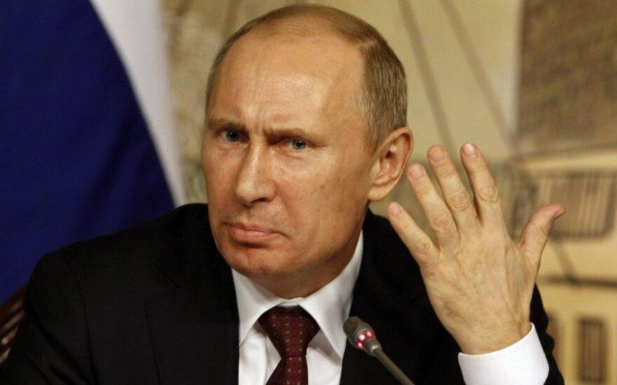 Putin: Należy sprzeciwiać się spekulacjom na temat polityki zagranicznej ZSRR