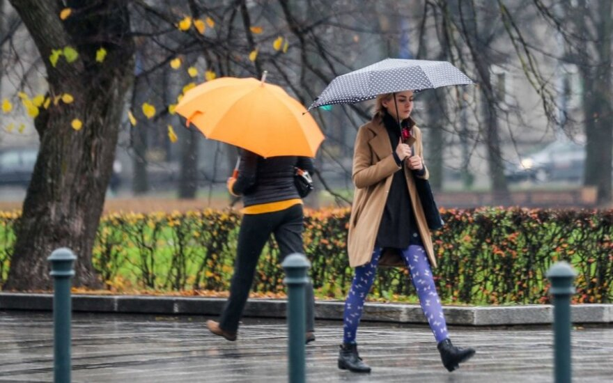 Прогноз погоды на неделю: ветер и заморозки