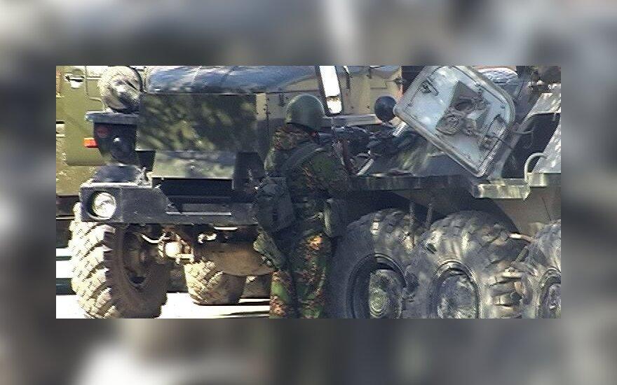 Rusijos kariai Dagestane