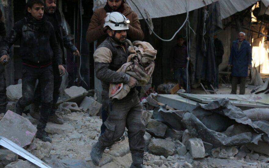 США не видят пользы от гуманитарной паузы России в Алеппо