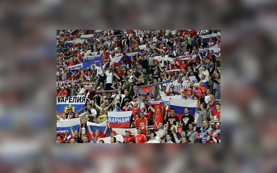 Россию и Украину разведут по разным группам на ЧМ-2018