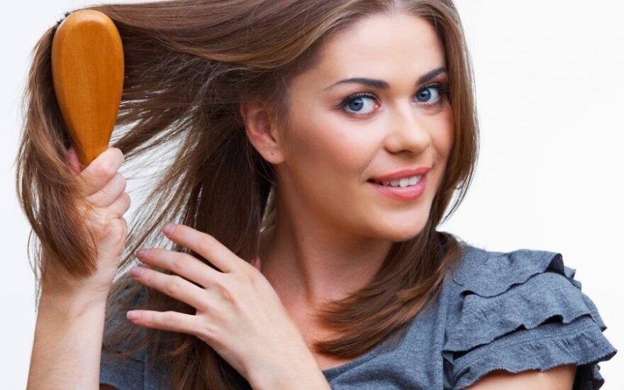 Пышная прическа: как придать объем волосам