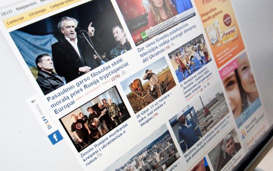 Новый рекорд посещаемости DELFI: 1,183 млн. читателей
