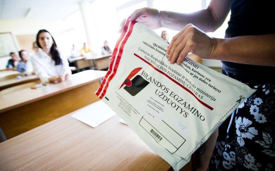 Lituaniści: Tematy na egzaminie były skomplikowane
