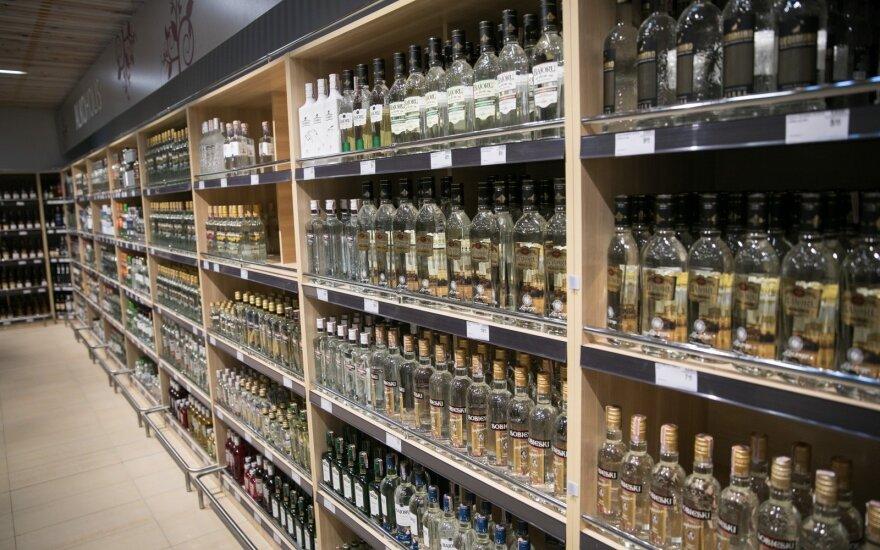 В ближайшие выходные в Литве будет ограничена продажа алкоголя