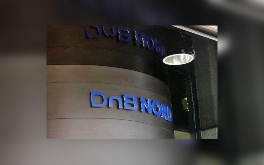 За полгода убытки DnB Nord составили 136 млн. литов