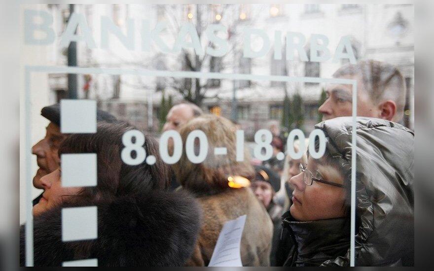 Нацбанк Литвы: в четверг – больше ясности по ситуации в Snoras