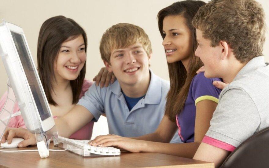 Litwa przoduje pod względem dostępu do internetu w szkołach