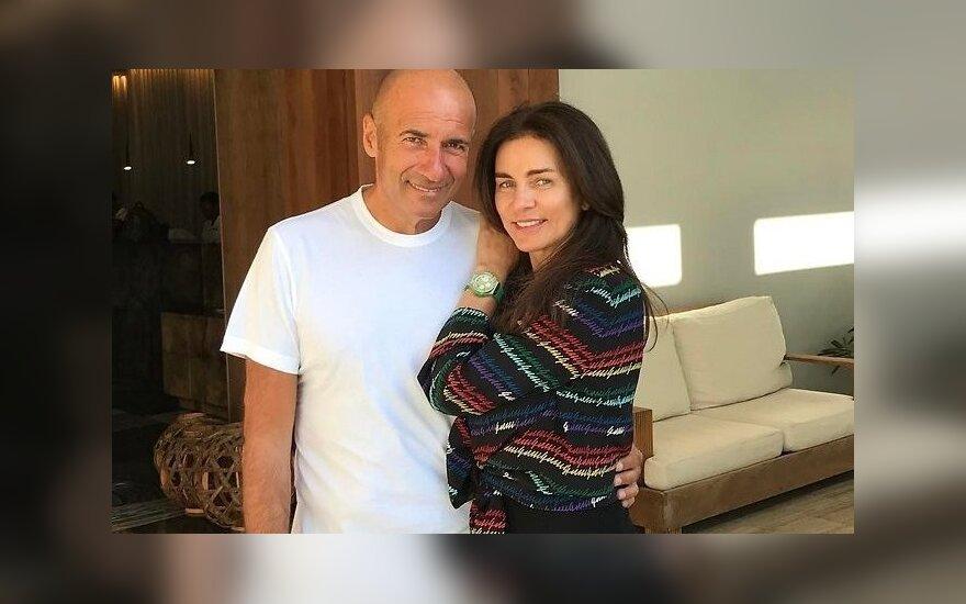 Жена Игоря Крутого показала красавицу-дочку