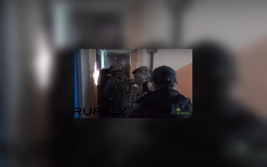 ФСБ: в Москве готовился теракт в общественном транспорте