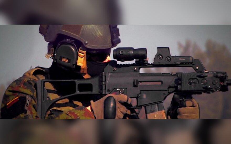 USA umieszczą komandosów wzdłuż wschodniej granicy NATO