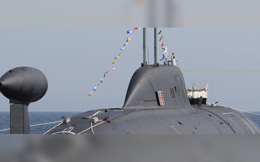 """Россия заложит третью субмарину типа """"Северодвинск"""""""