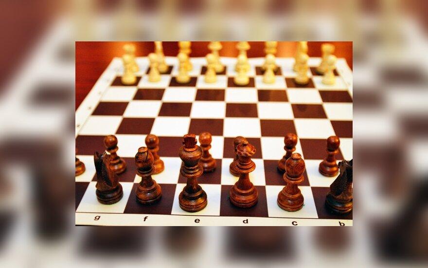 В Вильнюсе пройдет национальный шахматный турнир