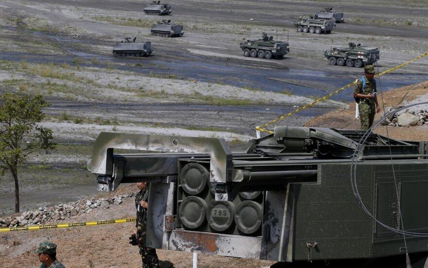 Турция разместит на границе с Сирией американскую артиллерию
