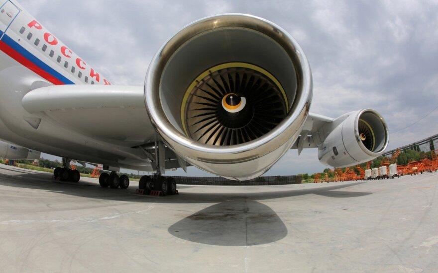 Таджикская авиакомпания прекратила полеты в Россию