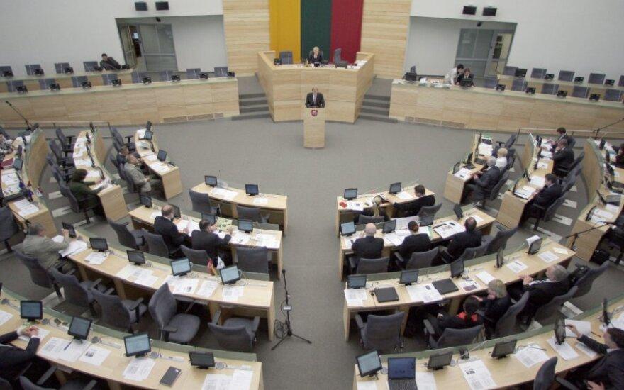 Sejmowi nie udało się zmienić Konstytucji