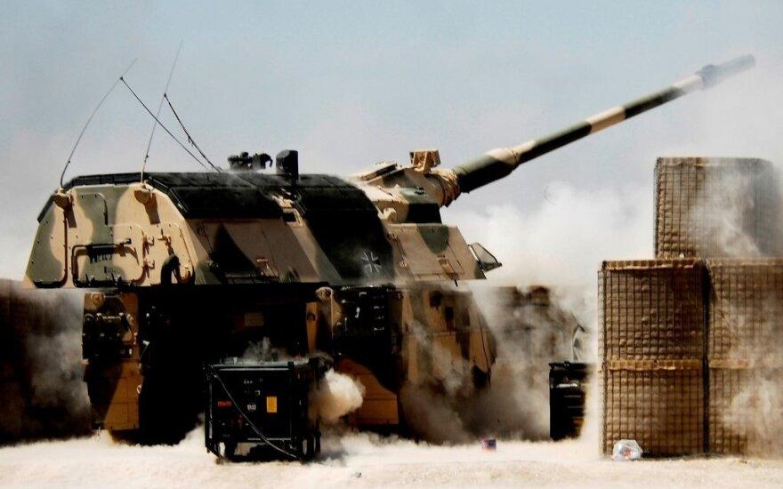 Министр экономики ФРГ объяснил рост экспорта вооружений