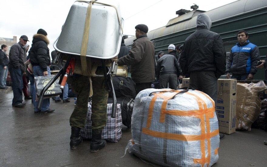 Из России уезжает в 6 раз больше россиян, чем думает Росстат