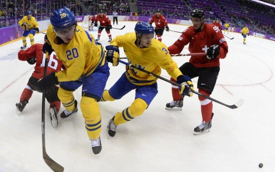 Швеция потеряла капитана, Селянне стал рекордсменом Олимпиад