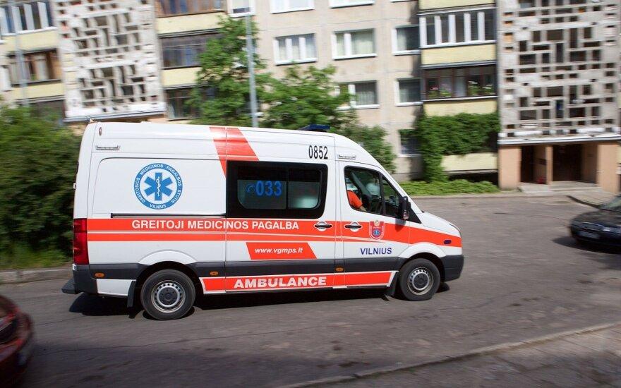 Врачи скорой помощи освистали министра внутренних дел