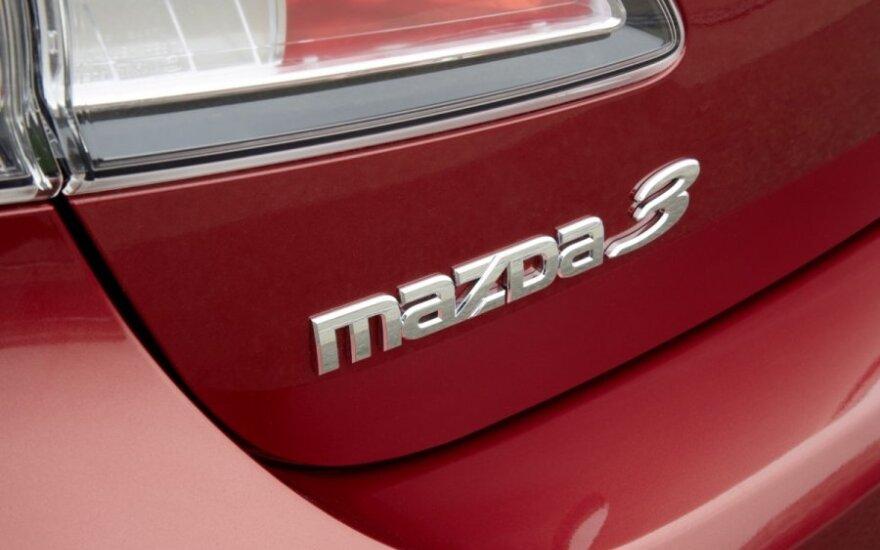 Японский журнал рассекретил новую Mazda3