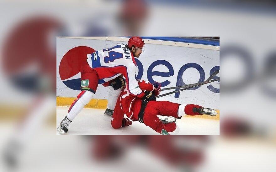 Самому грубому игроку КХЛ вернули угнанную машину стоимостью 200 000 евро
