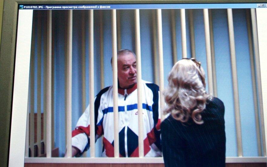 Sergėjaus Skripalio teismas dėl šnipinėjimo Rusijoje 2006-aisias