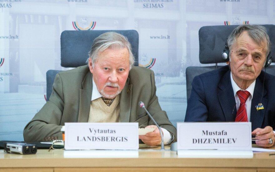 Крымские татары: Литва посылает сигнал странам ЕС