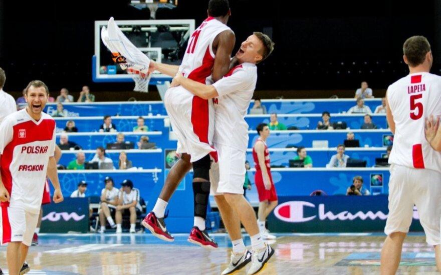 Победой над сборной Турции поляки преподнесли сюрприз