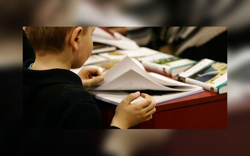 Опрос: более половины жителей Литвы совсем не читают