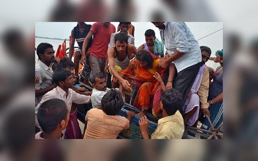 В Индийском океане утонул паром с туристами