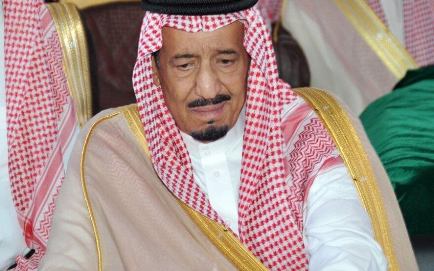 Saudo Arabijos princas Salmanas