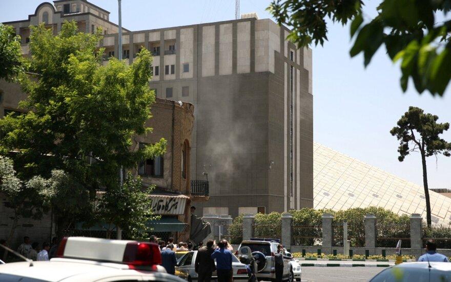 Уточнено количество жертв двойного теракта в Иране