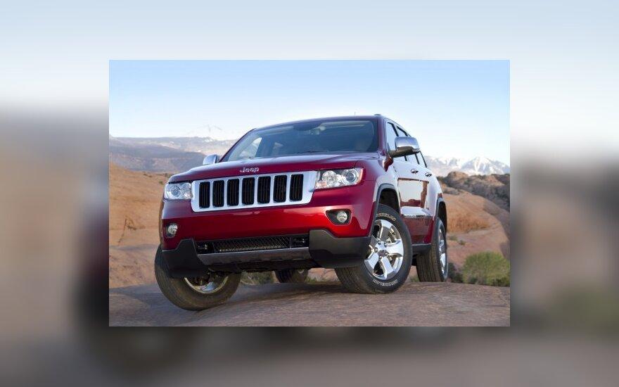 Как делают Jeep Grand Cherokee