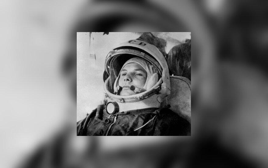Рассекречены документы о полете Гагарина