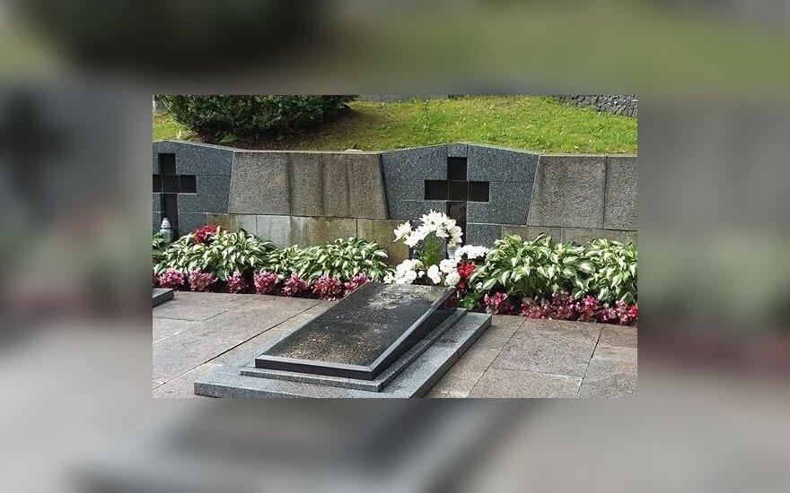 Skradziono tablicę upamiętniającą mord w Miednikach