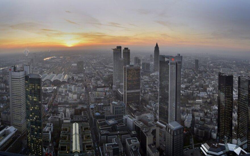 В отмывании денег из России участвовали десятки немецких банков