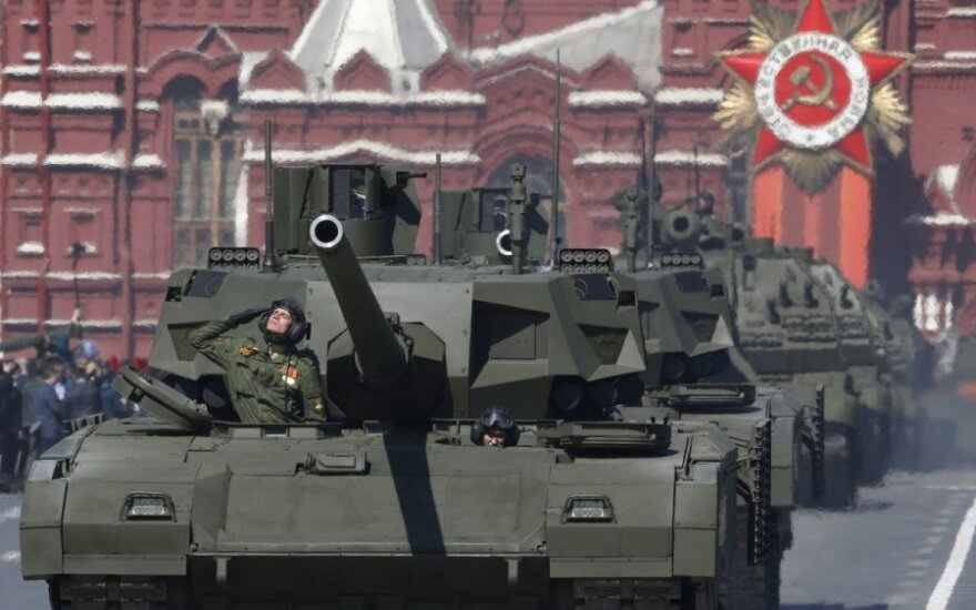 """Европейцы решили создать танк-конкурент российской """"Арматы"""""""
