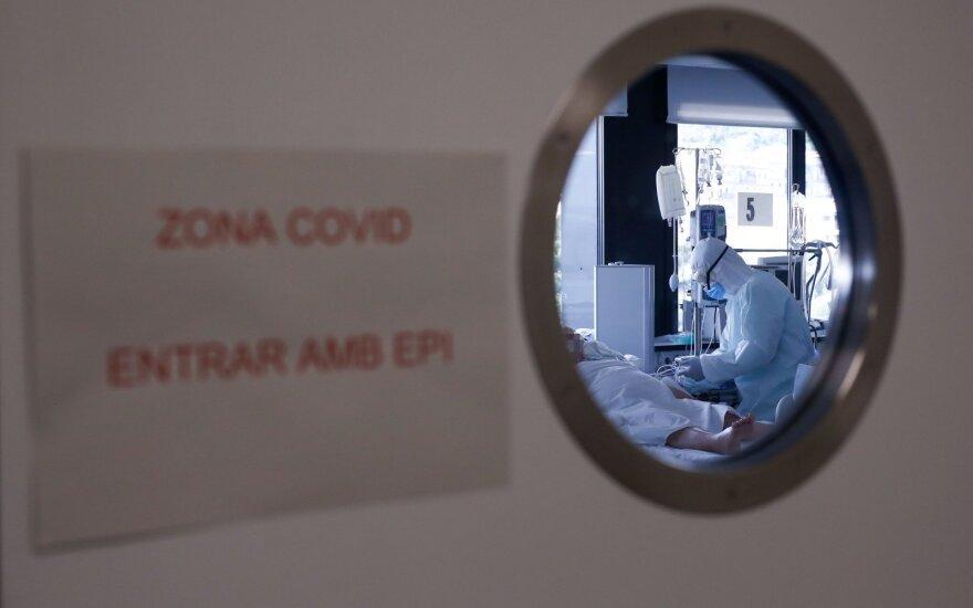 Спецслужбы США не считают коронавирус созданным искусственно