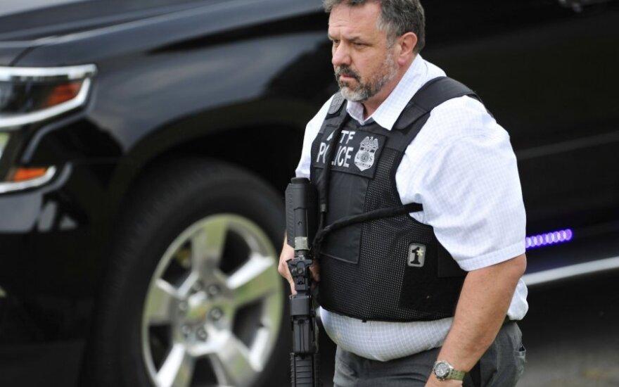 Стрельба в американском ТЦ в Индианаполисе: несколько пострадавших