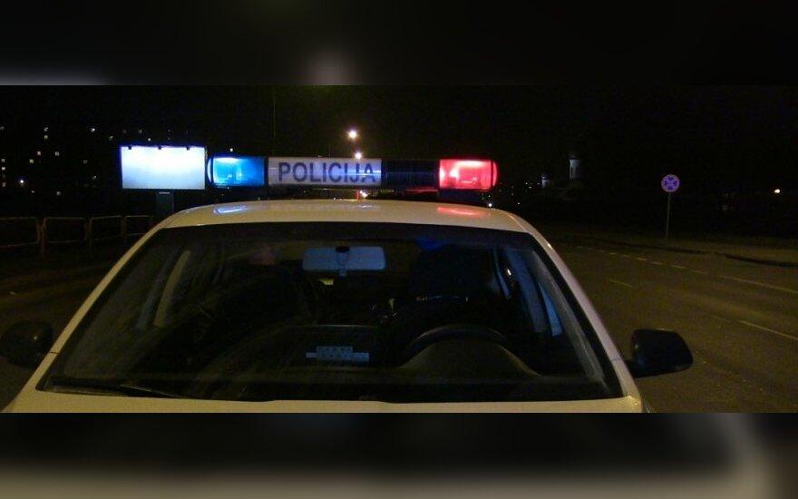 Из-за упавшего на дорогу дерева BMW попал в аварию: пострадала женщина
