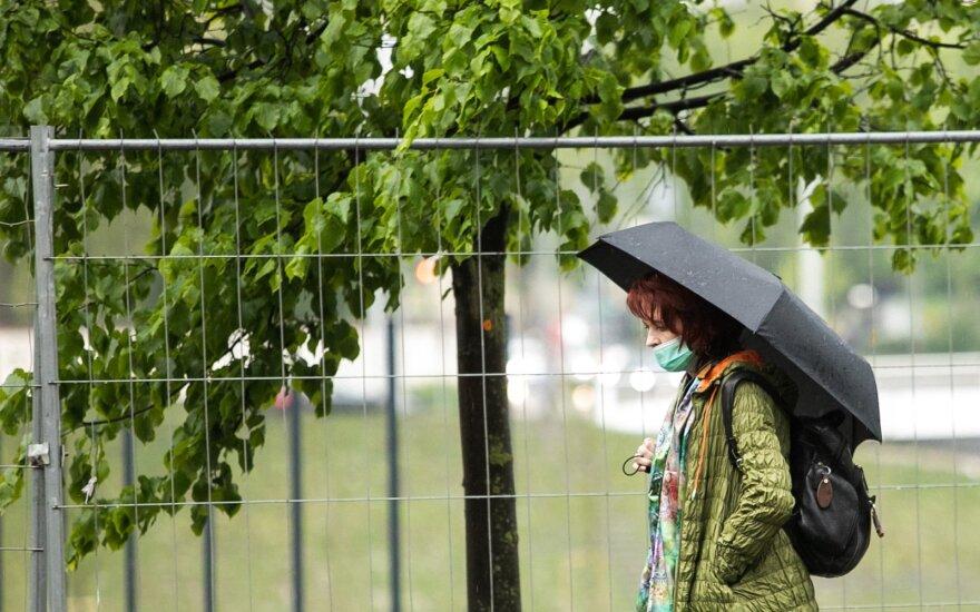 Погода в конце мая не порадует: прогнозируют частые дожди