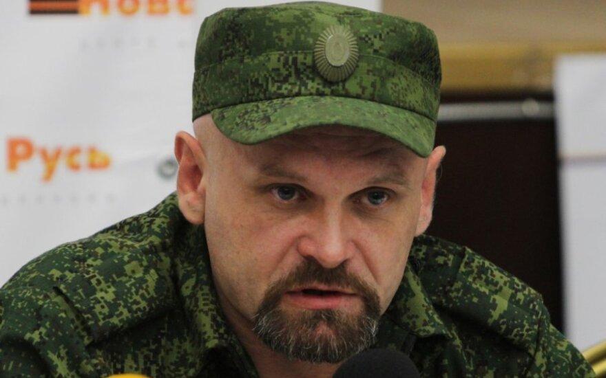 """Названы версии убийства командира бригады """"Призрак"""" под Луганском"""