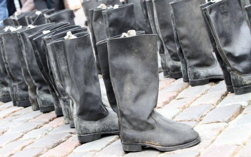 Ажубалис: Литва и дальше будет добиваться возмещения ущерба от оккупации
