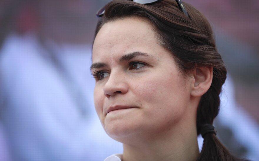 Svetlana Tichanovskaja