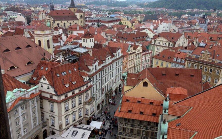 Москва ответила на высылку дипломатов из Чехии