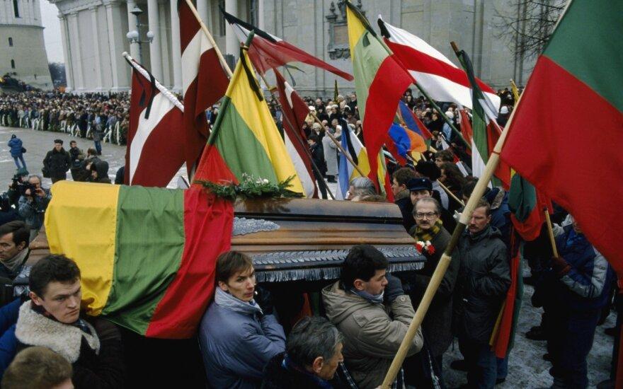 Национальные общины сыграли важную роль в борьбе за свободу Литвы