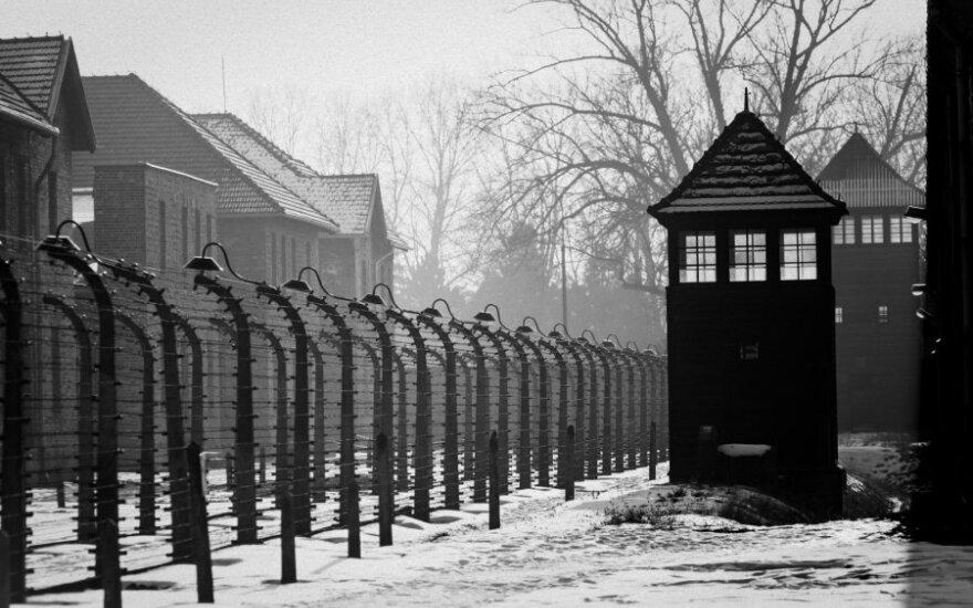 Aušvico koncentracijos stovyklą Lenkijoje