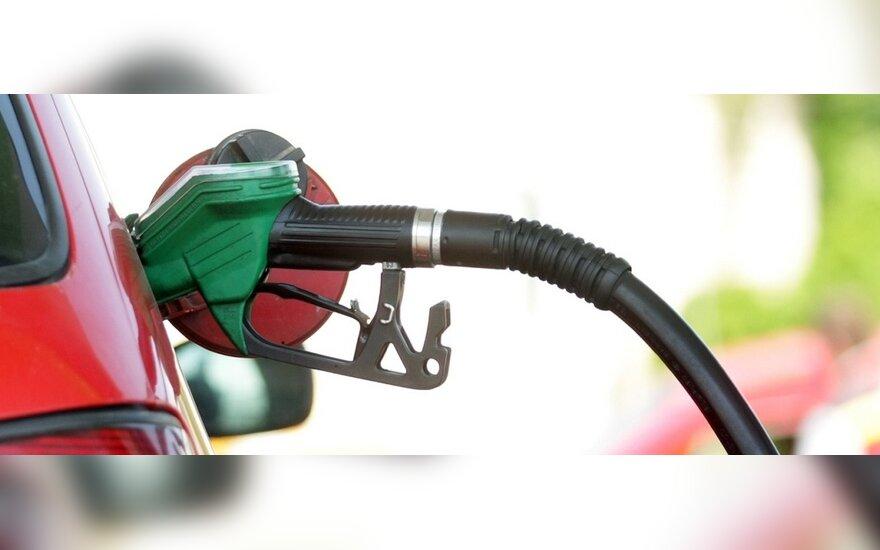 Degalai, degalų kainos, benzinas, dyzelis, degalinė, kuras